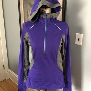 Mondetta zip-up hoodie